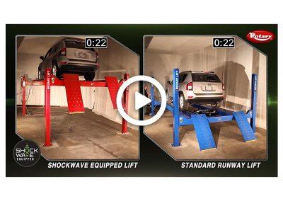 4-Post Shockwave™ Comparison