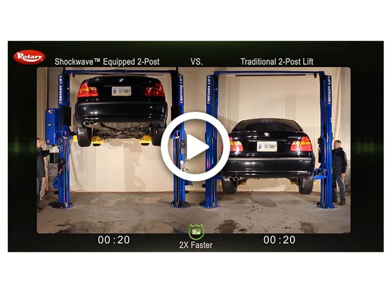 Shockwave™ Comparison BMW