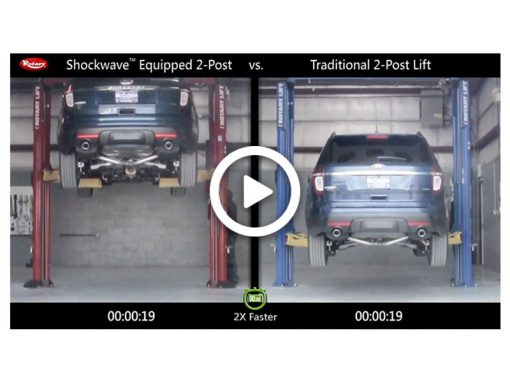 Shockwave Comparison Ford Explorer