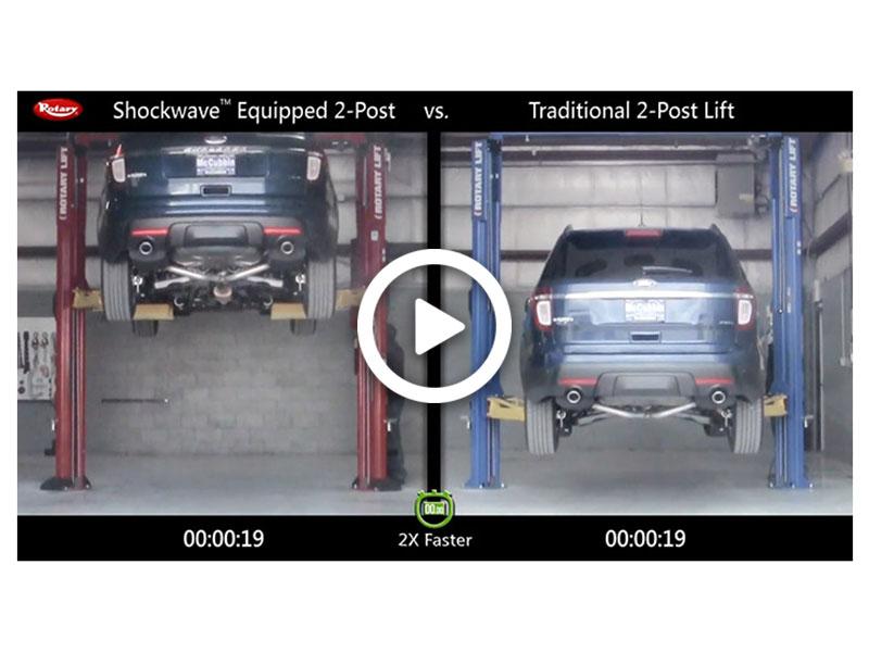 Shockwave Comparison Ford Explorer