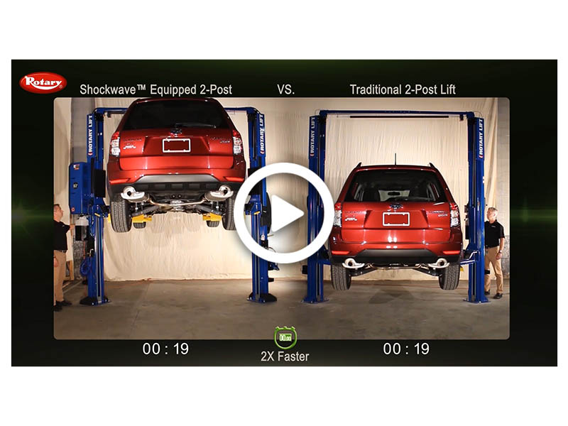 Shockwave™ Videos Archives | Page 3 of 7 | Rotary Lift