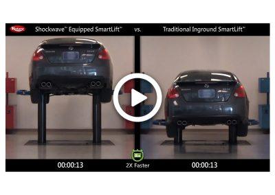 Shockwave Smartlift Comparison Nissan