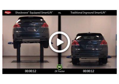 Shockwave Smartlift ComparisonToyota