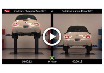 Shockwave Smartlift Comparison Volkswagen