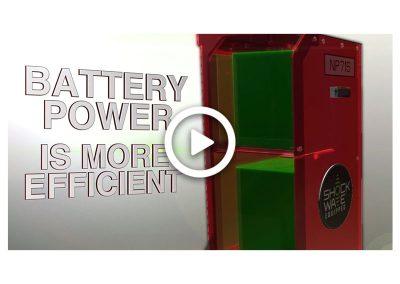 Shockwave Battery Benefits