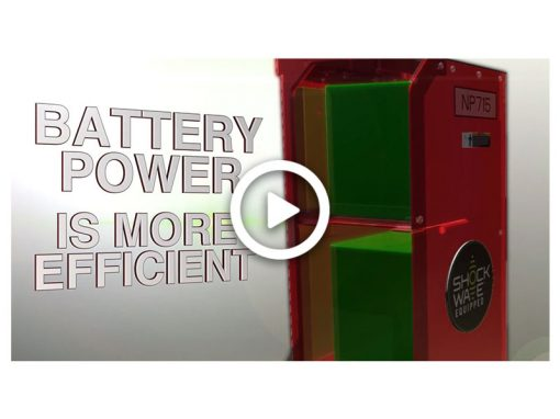 Shockwave Battery Benefits