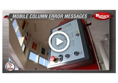 90 Know How – MACH Error Codes