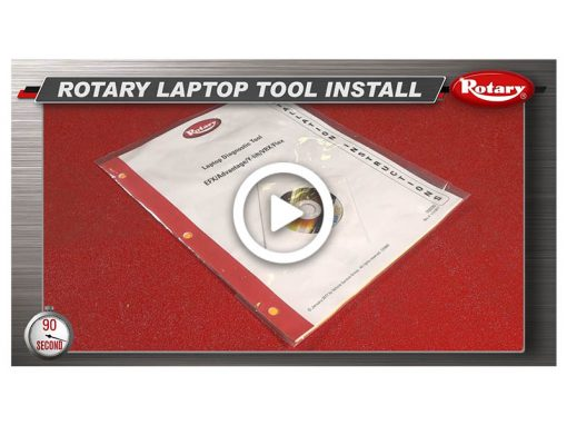 90 Know How – Rotary Laptop Tool