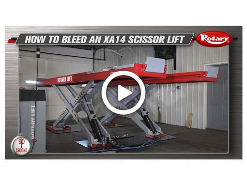 How to Bleed XA14