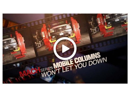 MACH SERIES Mobile Columns