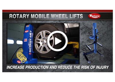 Mobile Wheel Lifts