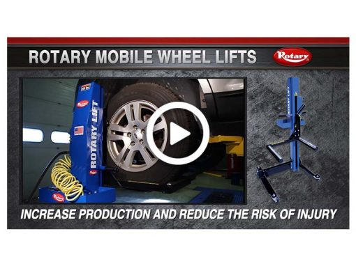 Mobile Wheel Lifts