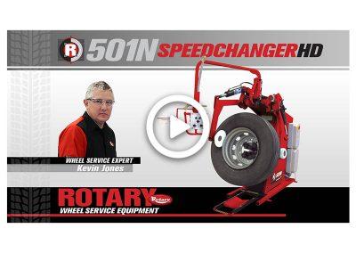 R501N Changer Demo