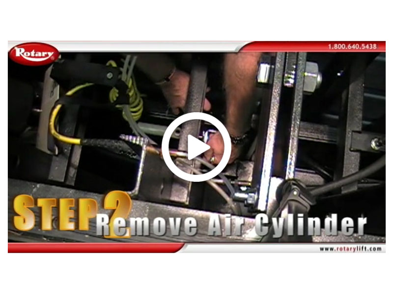 SmartLift Changing Air Cylinder