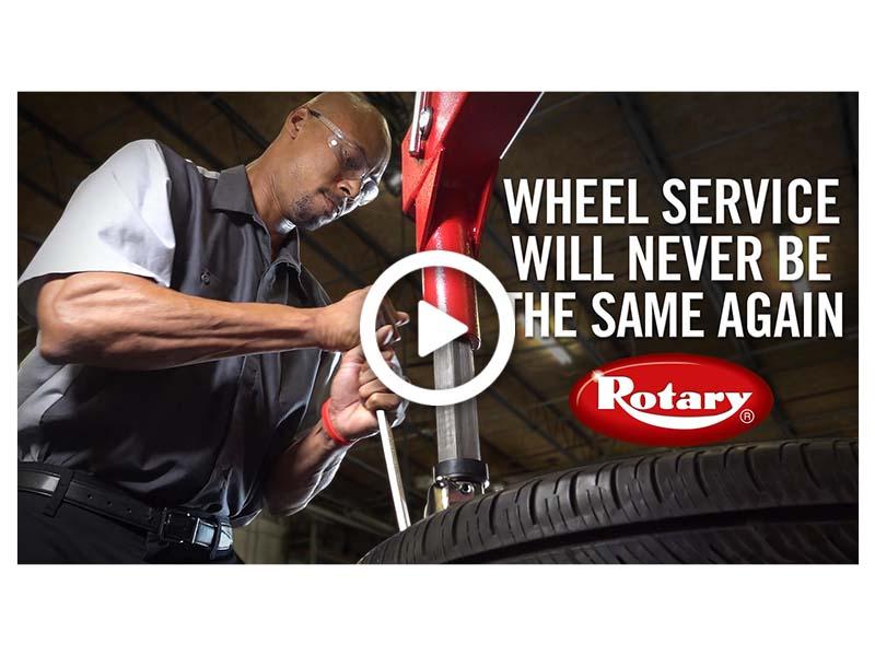 Rotary Wheel Service
