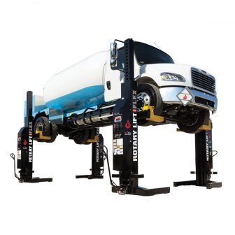 Truck Lifts Rotary Lift