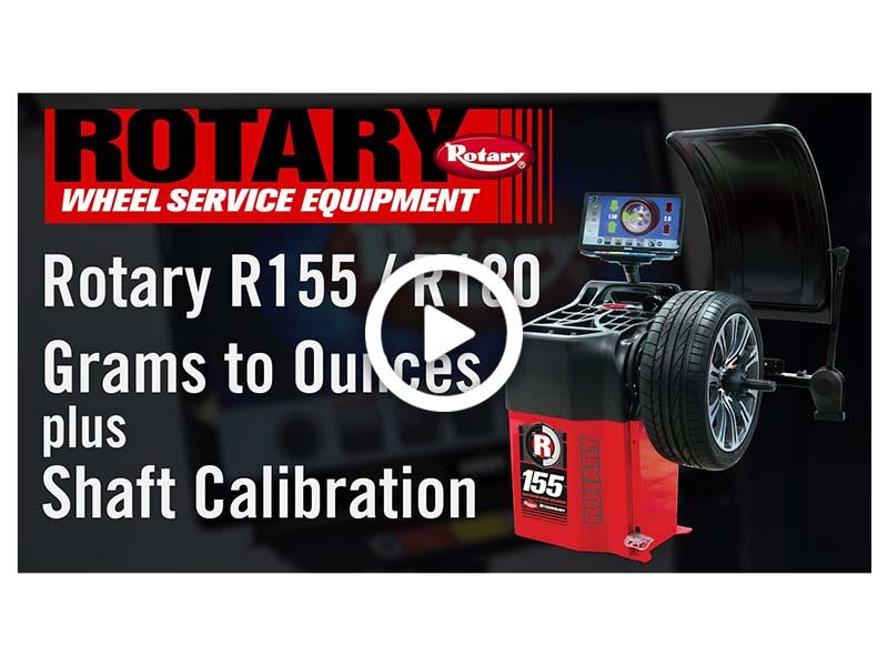 R155 R180 Grams to Oz