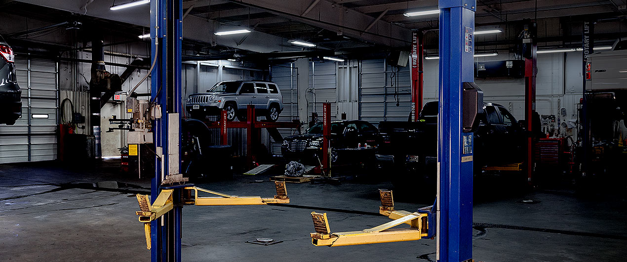 Rotary Lift | Setting the standard for hydraulic vehicle lifts