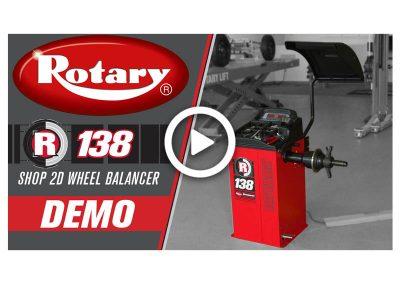 Rotary R138 Demo