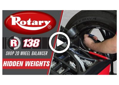 R138 Hidden Weights