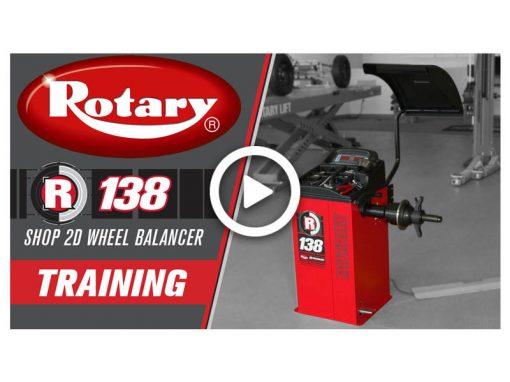 Rotary R138 Training