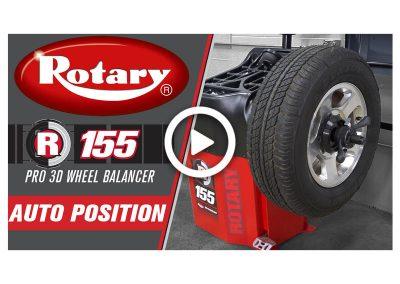 R155 Auto Positioning