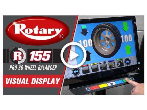 R155 Visual Display