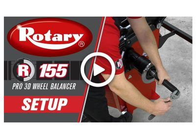 R155 Unboxing and Setup