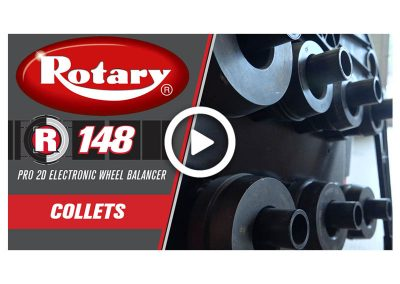 Rotary R148 Collets