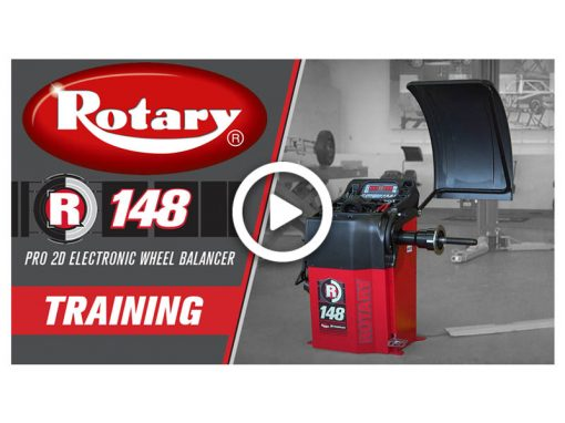 R148 Wheel Balancer Training