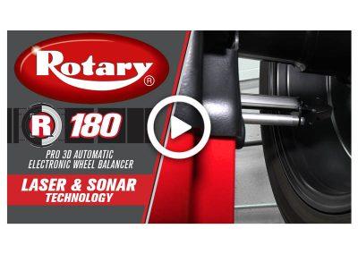 Rotary R180 Laser & Sonar