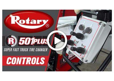 R501P Controls