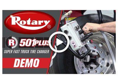 R501 Plus Demo