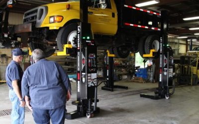 When it Comes to Lifts, a Multitasker Might Be Perfect for Your Fleet.