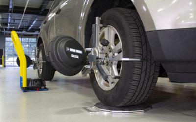 Wheel Alignments: Roll into More Revenue