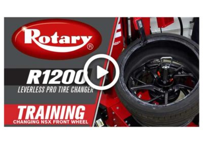 R1200 Operation (NSX Front Wheel)