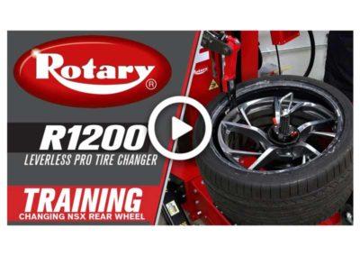 R1200 Operation (NSX Rear Wheel)