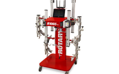 Rotary Introduces Tablet-Operated Wheel Alignment System