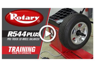 R544Plus Balancer Training