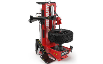 Rotary Rolls Out the New R1200 Leverless Pro Tire Changer